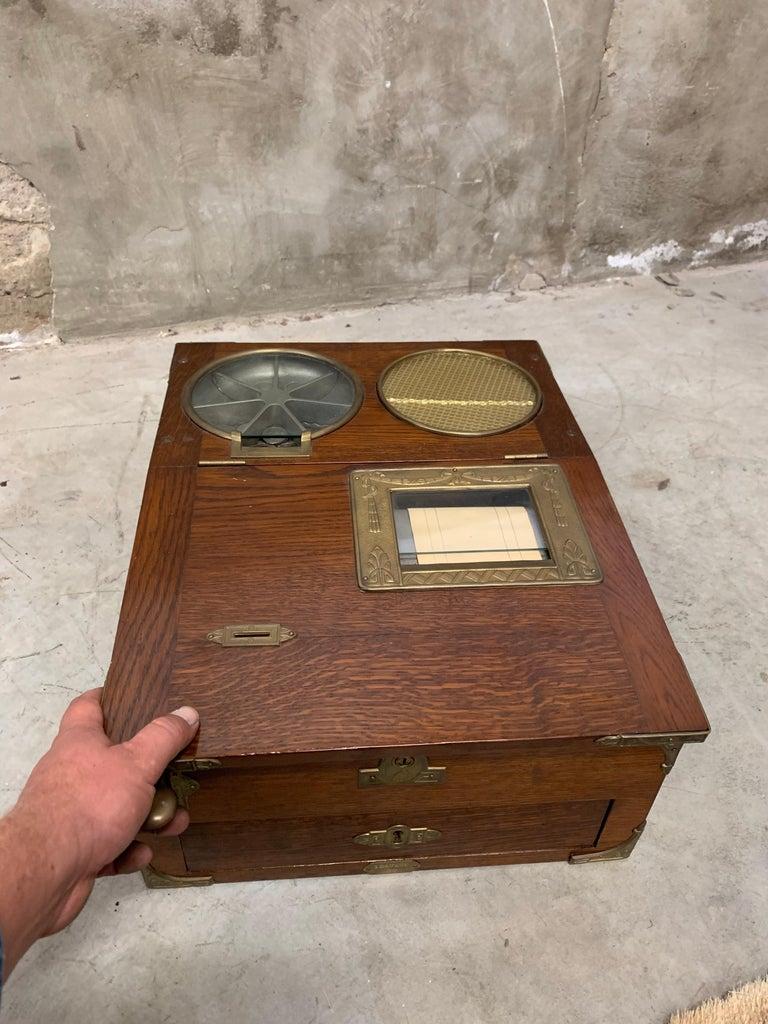 From 1910 wooden National cash register For Sale 7