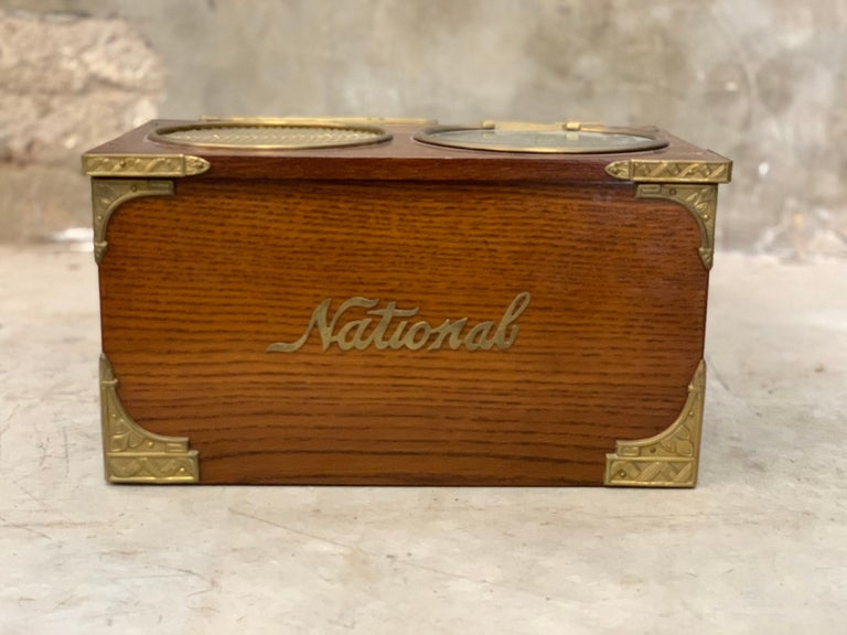 Other From 1910 wooden National cash register For Sale