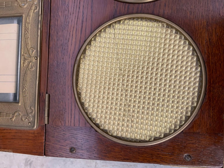 From 1910 wooden National cash register In Good Condition For Sale In Hoogeveen, NL