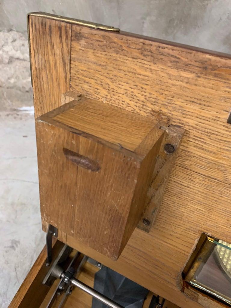 From 1910 wooden National cash register For Sale 2