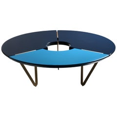 """""""From Above II"""" Table in Wood by Hagit Pincovici"""
