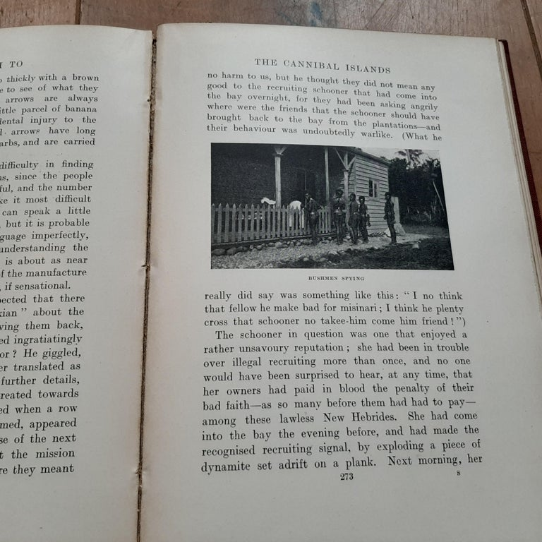 20th Century From Fiji to the Cannibal Islands by B. Grinshaw (1907) For Sale