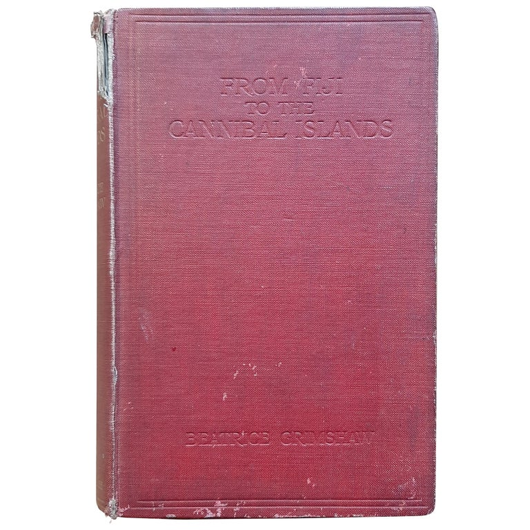 From Fiji to the Cannibal Islands by B. Grinshaw (1907) For Sale