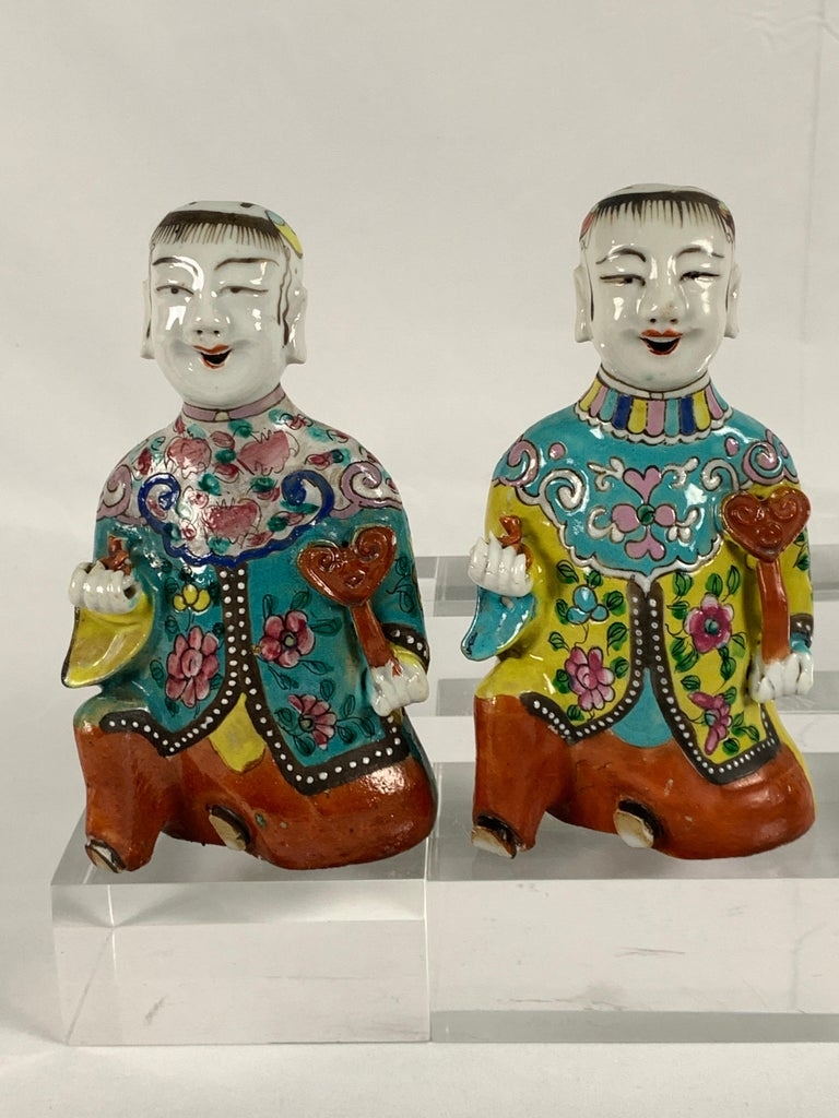 From the Collection of Mario Buatta Set of 12 Chinese