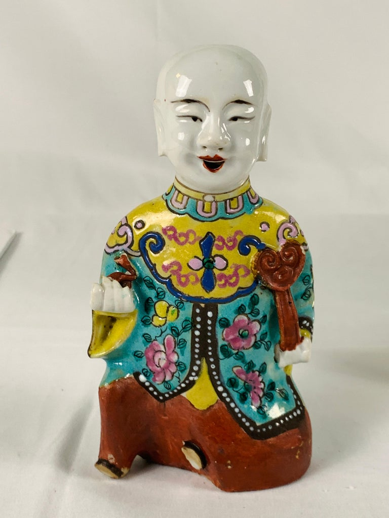 19th Century From the Collection of Mario Buatta Set of 12 Chinese