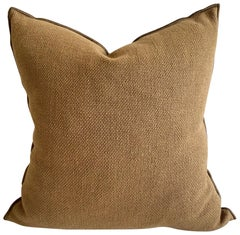 Fromentera Soft Linen Blend Accent Pillow