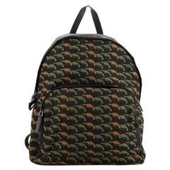 Front Pocket Backpack Printed Tessuto Medium