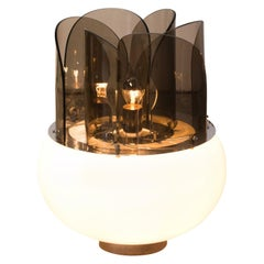 """Fru Fru"" Table Lamp by Elvio Becheroni for Lamperti"