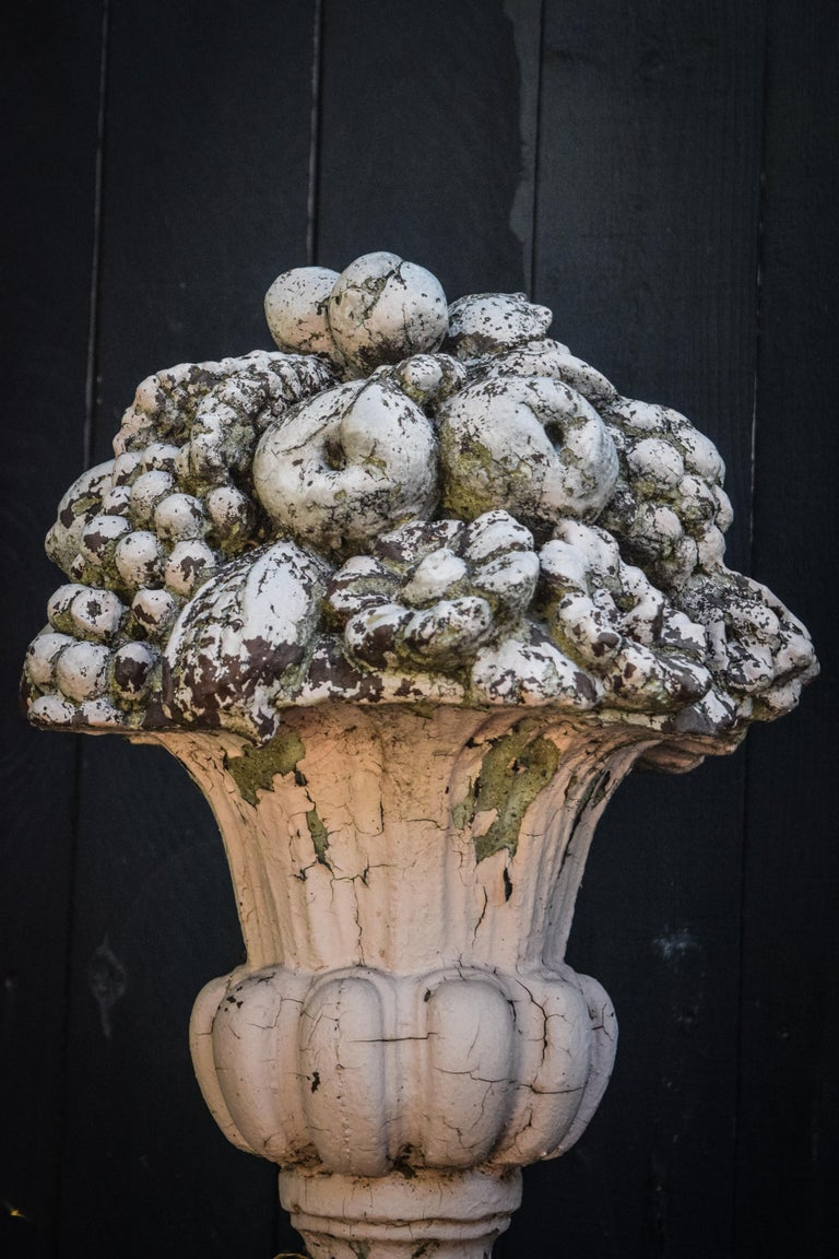 Fruit Garden Ornament In Good Condition For Sale In Bloomfield Hills, MI