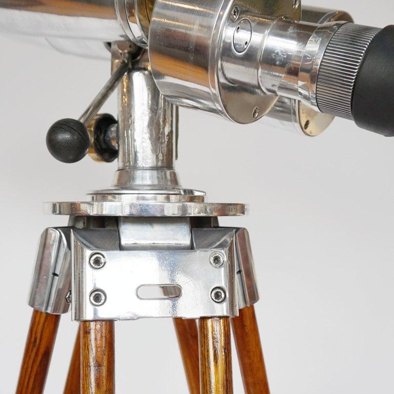 Fuji Meibo 15x80 WW11 Naval/Marine Binoculars For Sale 4
