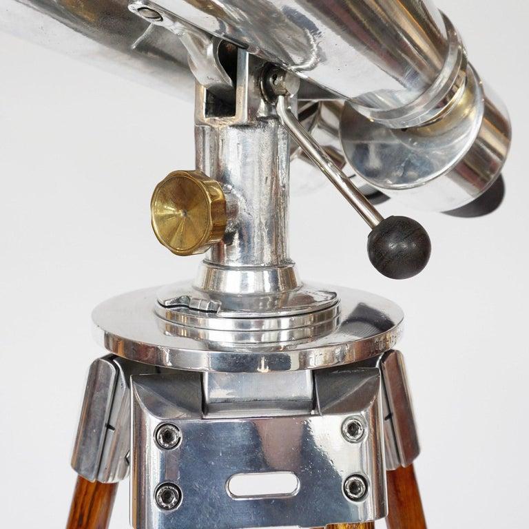 Fuji Meibo 15x80 WW11 Naval/Marine Binoculars For Sale 5