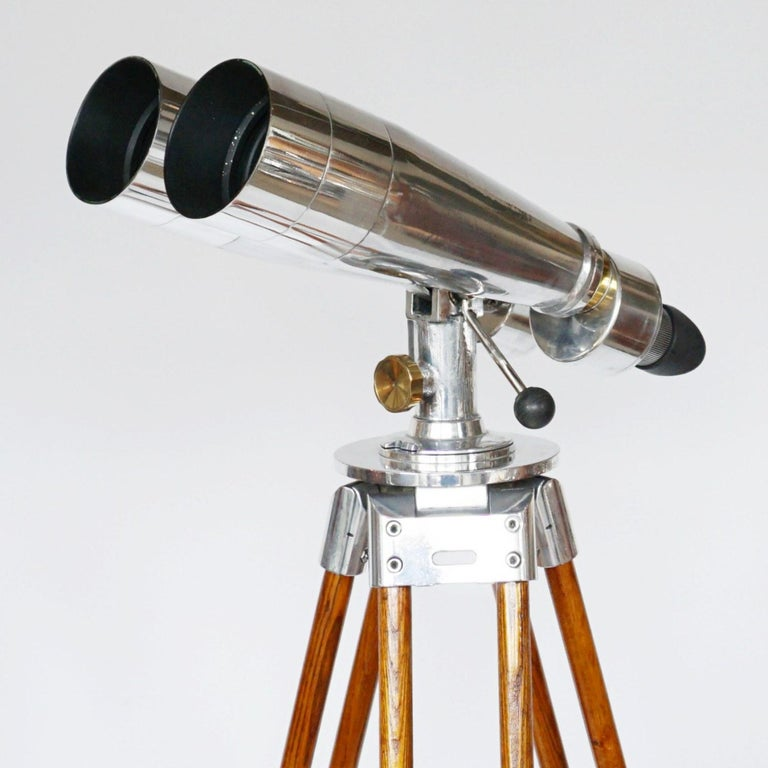 Fuji Meibo 15x80 WW11 Naval/Marine Binoculars For Sale 1