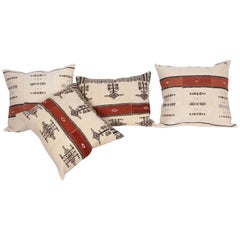 Fulani Pillow Covers from Mali Africa Mid-20th Century