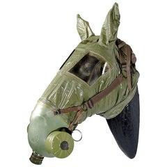 Full Head Horse Gas Mask