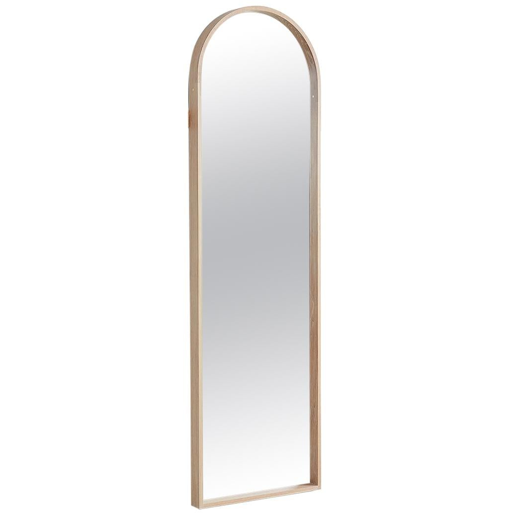 Full Length Arched Mirror By Coolican And Company For Sale At 1stdibs