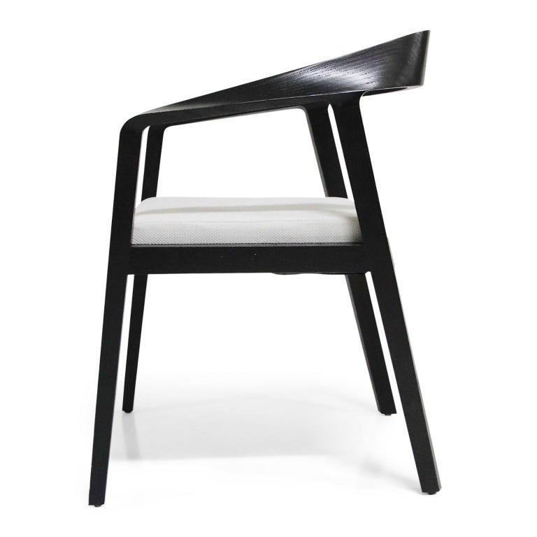 American Full Twist Guest Chairs by Mark Goetz for Herman Miller, circa 2015 For Sale