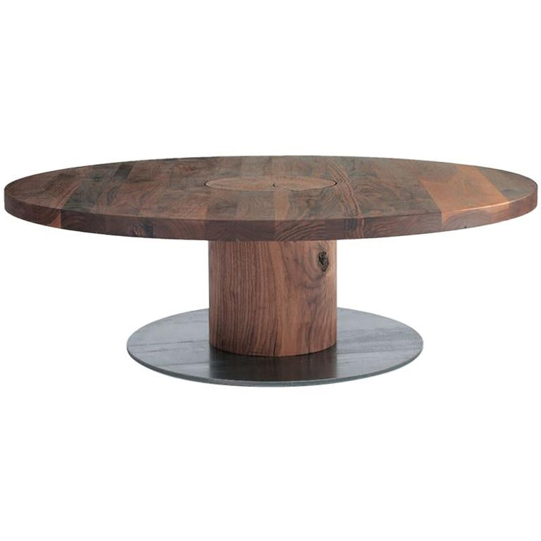 Full Wood Round or Square Table or Coffee Table