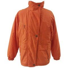 FullForce orange bomber jacket