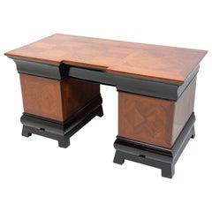 Fully Restored Art Deco Writing Desk, 1930´s, Bohemia