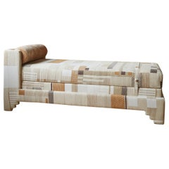 Fully Upholstered Day Bed Designed by Laura Gonzalez