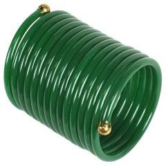 Fun Spun Nylon Slinky Bracelet