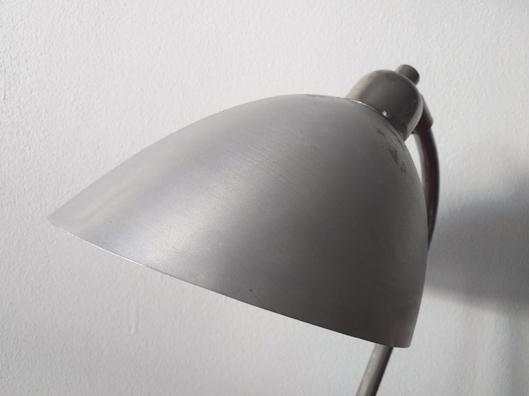 Functionalism Table Lamp Designed by Franta Anyz, Bauhaus, 1930s For Sale 1