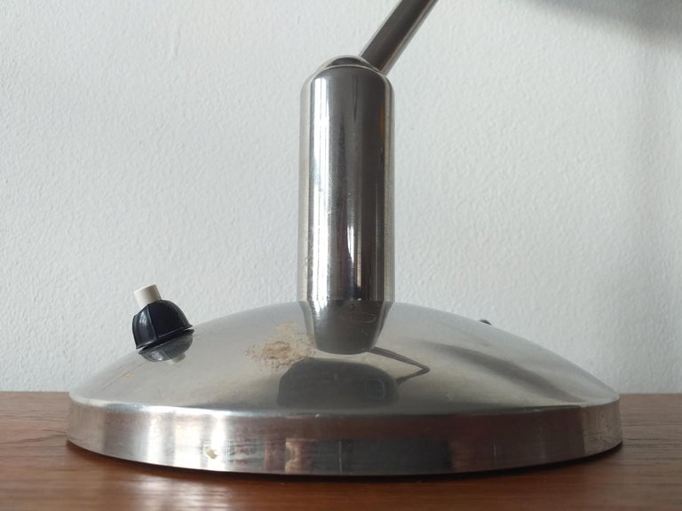 Functionalism Table Lamp Designed by Franta Anyz, Bauhaus, 1930s For Sale 2