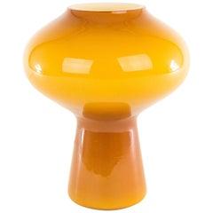 Fungo Glass Table Lamp by Massimo Vignelli for Venini, 1950s