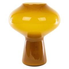 Fungo Glass Table Lamp 'medium' by Massimo Vignelli for Venini, 1950s