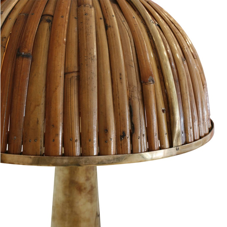 """Fungo"" Table Lamp Designed by Gabriella Crespi In Excellent Condition For Sale In Madrid, ES"
