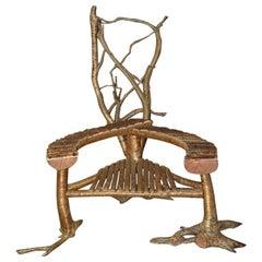 Funky Adirondack Chair