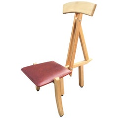 Funny Prototype Chair with System, circa 1970-1980