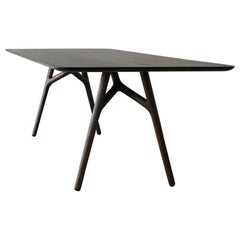 Furcula Modern Solid Wood Dining Table by Izm Design