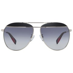 Furla Mint Women Silver Sunglasses SFU236 590492 59-13-138 mm