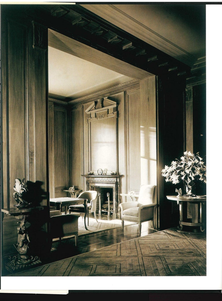 This book looks at both the designers and the way that the home was redefined and redesigned after the war. There was a wave of prosperity and consumerism and the designers were keen to rethink furniture and living space in the context of new