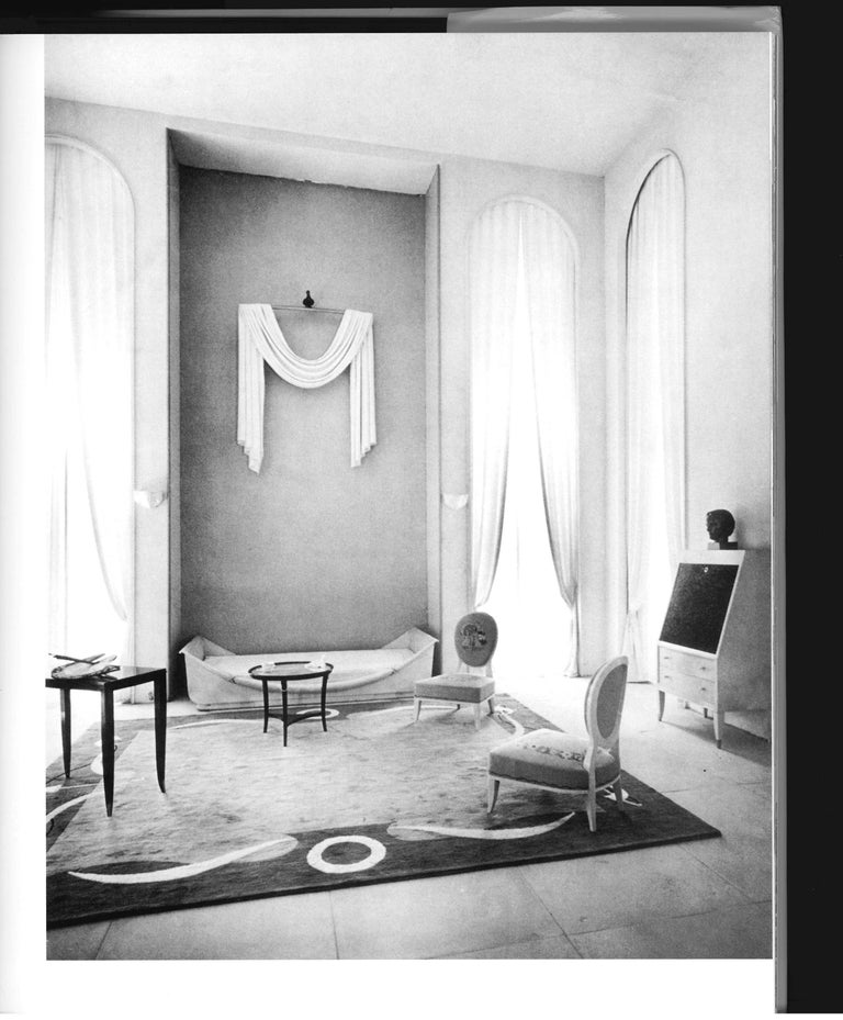20th Century Furniture and Interiors of the 1940s, Book For Sale