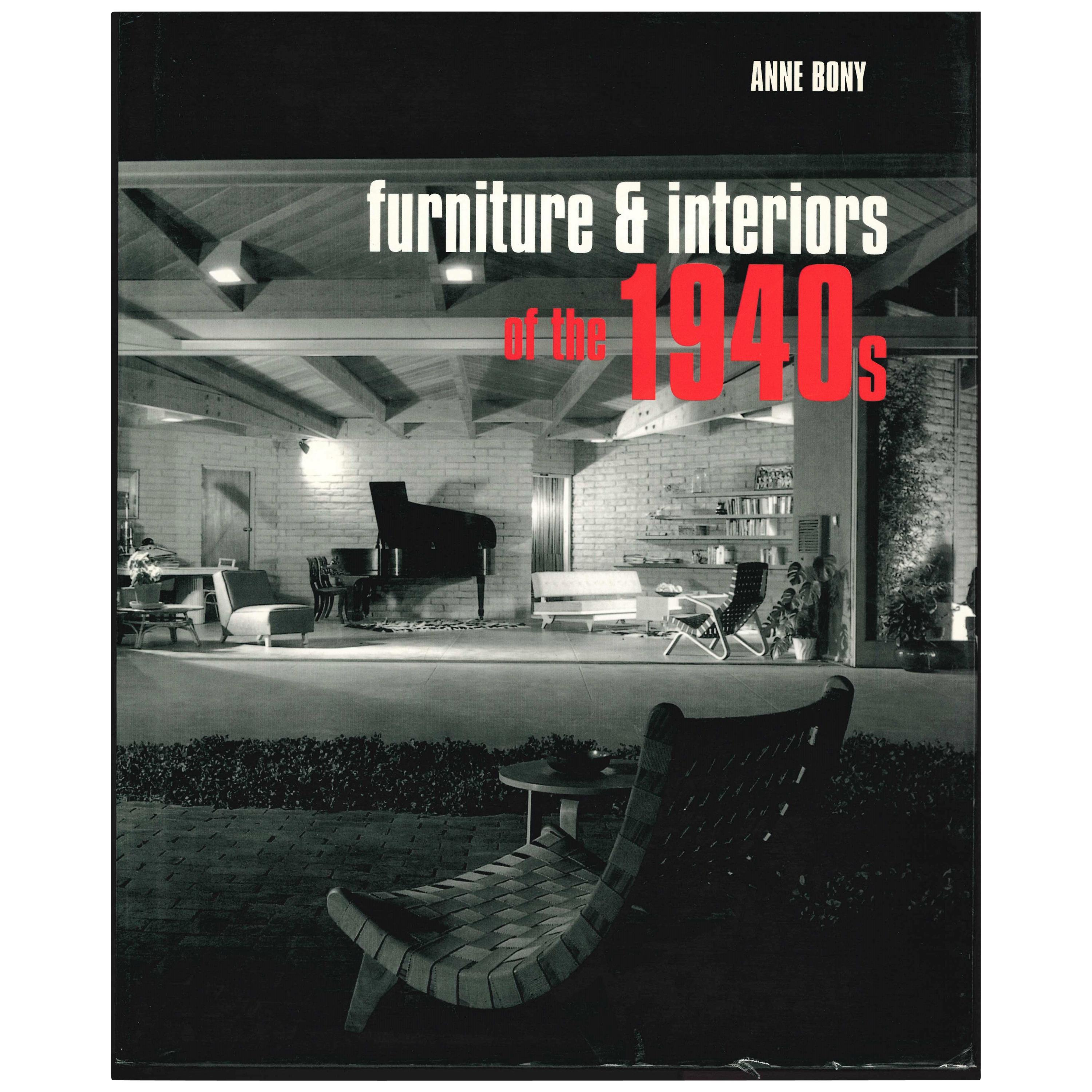 Furniture and Interiors of the 1940s, Book