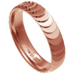 Furrer Jacot 18 Karat Rose Gold Lizard Ring
