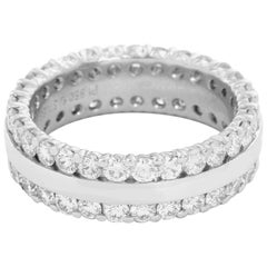 Furrer Jacot Platinum Wedding Band