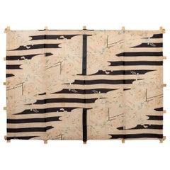 """Furrowed Silk"" Kite by Michael Thompson"
