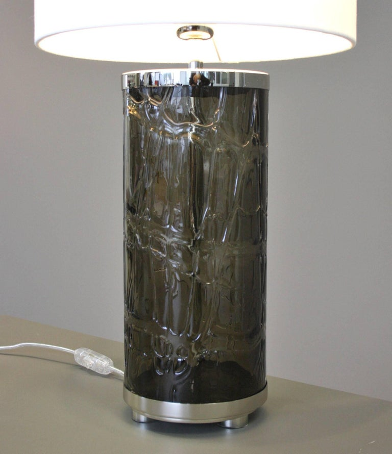 Modern Fusione Table Lamp For Sale