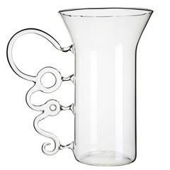 Futiles Caraffe in Hand Blown Borosilicate Glass