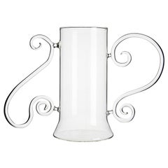 Futiles Vase in Hand Blown Borosilicate Glass