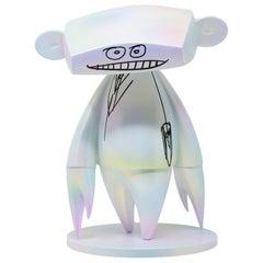Futura 2000 'Johnny' vinyl art figure (Futura art toy mindstyle)