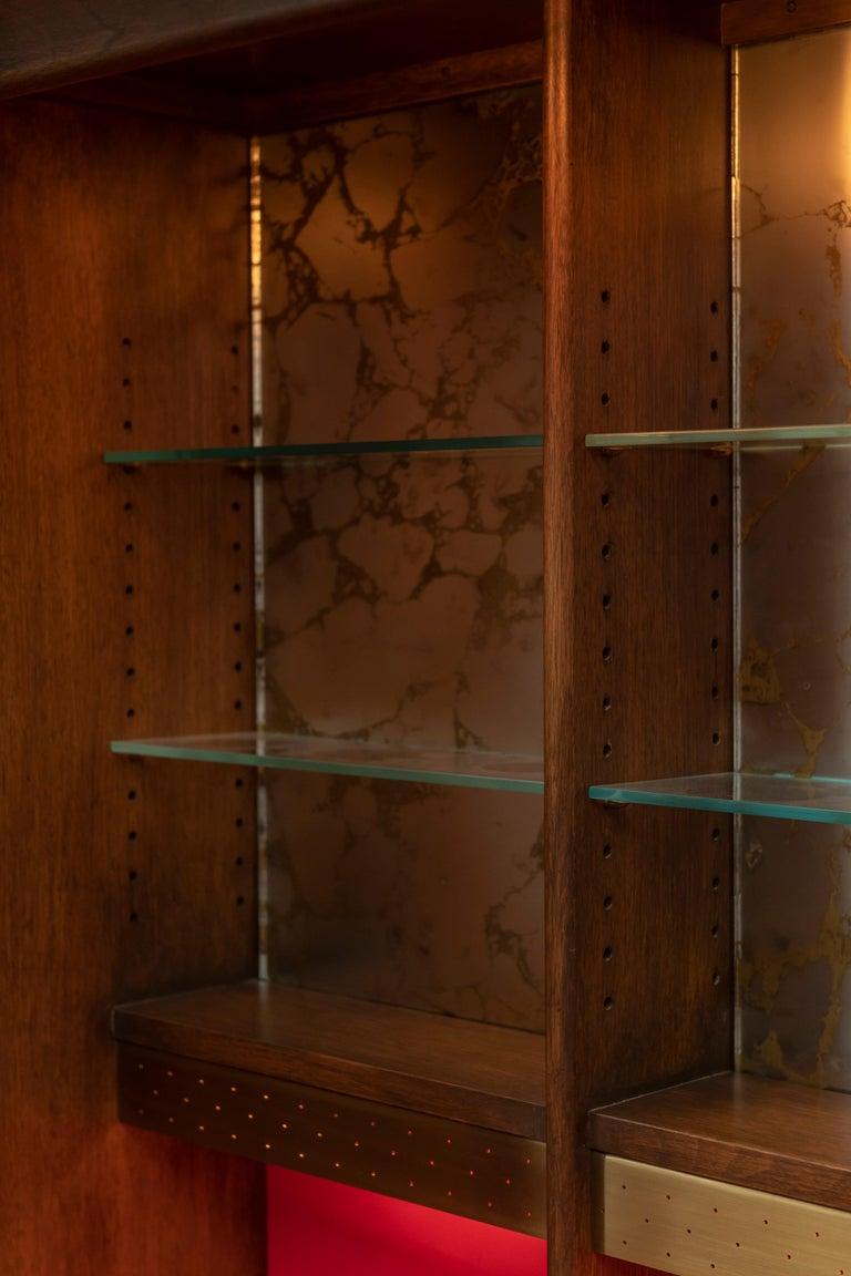 Futura Bar Cabinet by Jorgen Hansen and Jens Thuesen for Romweber For Sale 4