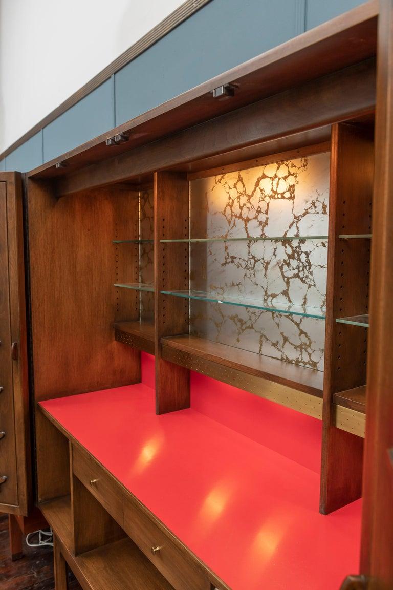 Futura Bar Cabinet by Jorgen Hansen and Jens Thuesen for Romweber For Sale 1
