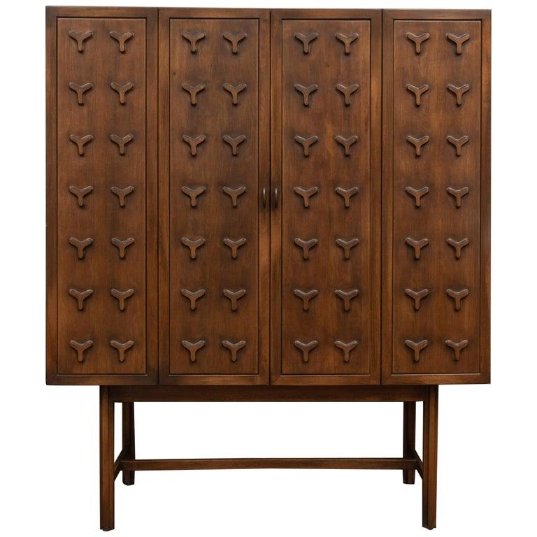 Futura Bar Cabinet by Jorgen Hansen and Jens Thuesen for Romweber For Sale