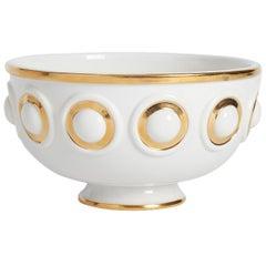 Futura Gilded Centerpiece Bowl