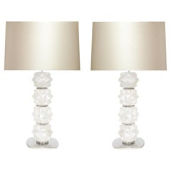 FWN I Rock Crystal Lamps by Phoenix