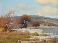 ''Serene Waters'' Texas Hill Country